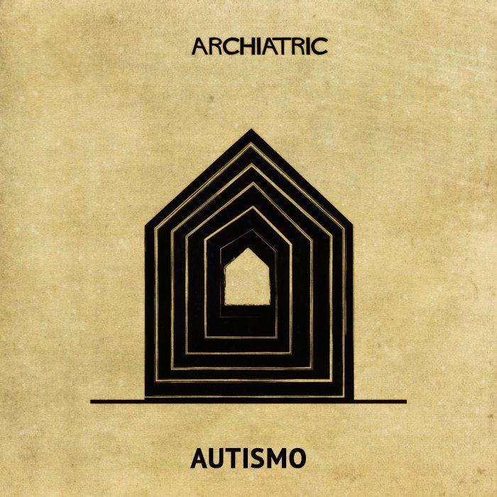 autismo Archiatric casa