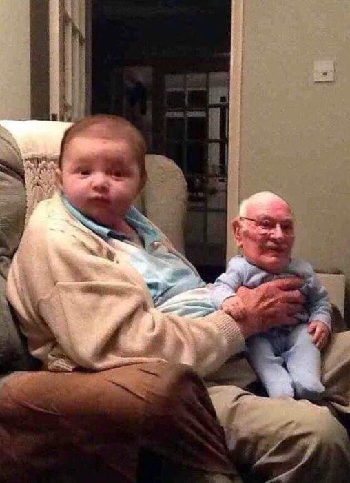 bebe fuerte o viejo