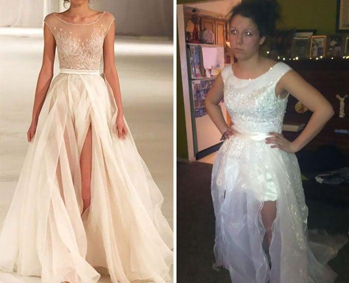Imagenes de vestidos de graduacion blancos