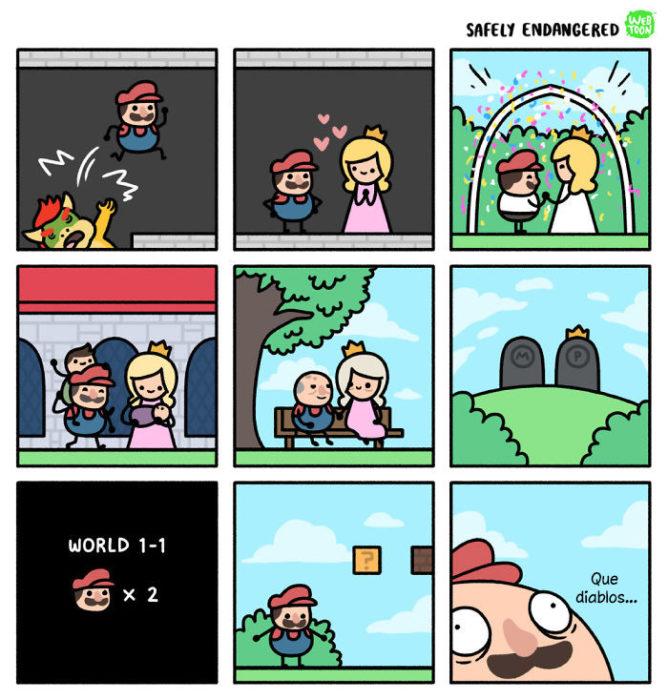 El mundo de Mario Bros