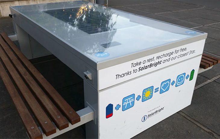 paneles solares cargadores