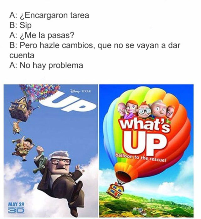 up tarea copiada