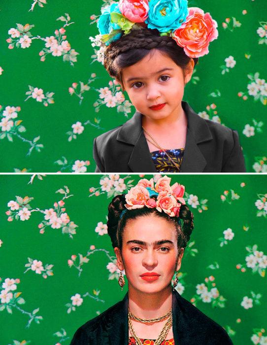 Frida disfraz