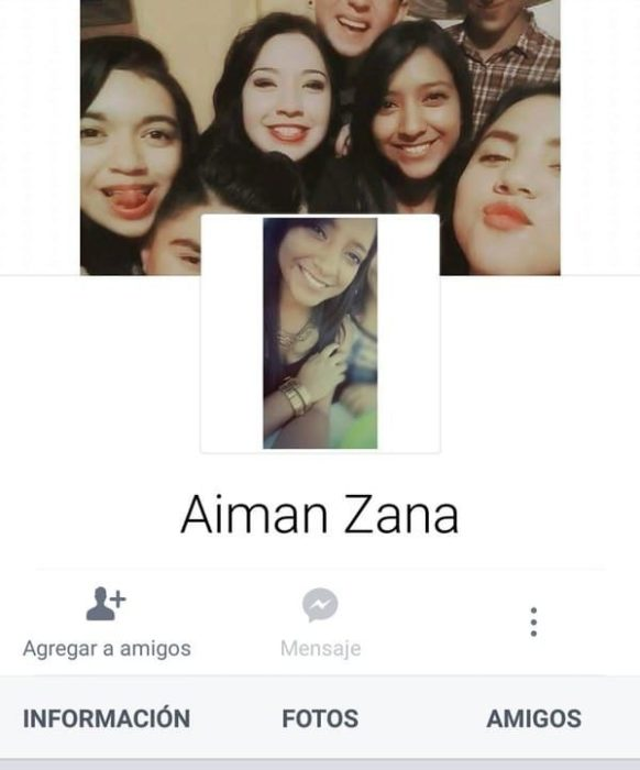 Nombres graciosos facebook - Aiman Zana