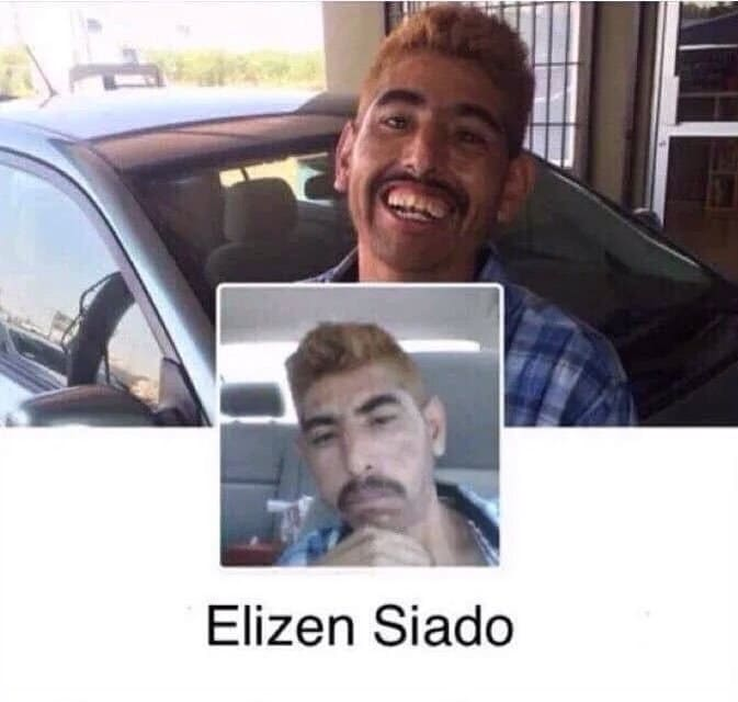 Nombres graciosos facebook - Elizen Siado