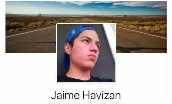 Nombres graciosos facebook - Jaime Havizan