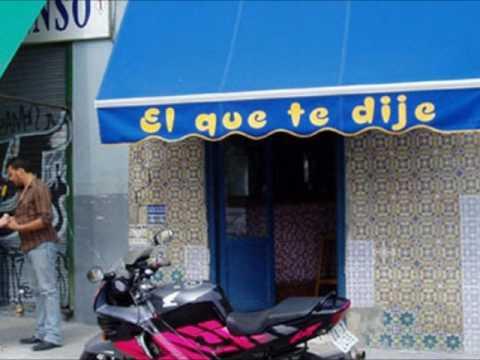 Bar El Que Te Dije