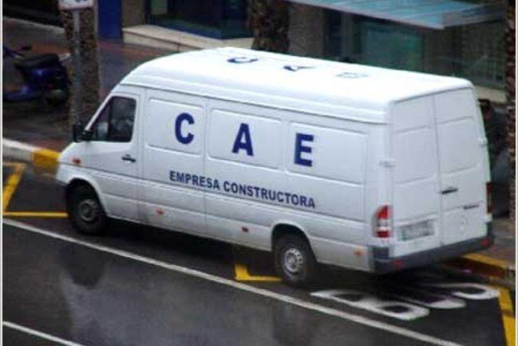 CAE constructora