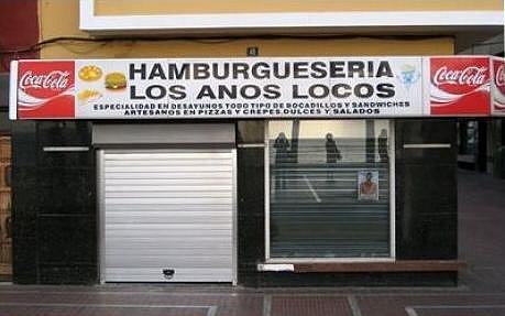 Hamburguesería Los Anos Locos