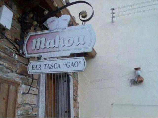 Bar Tasca Gao
