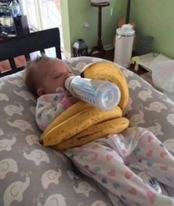 cuando es el turno de papá para alimentar al bebé