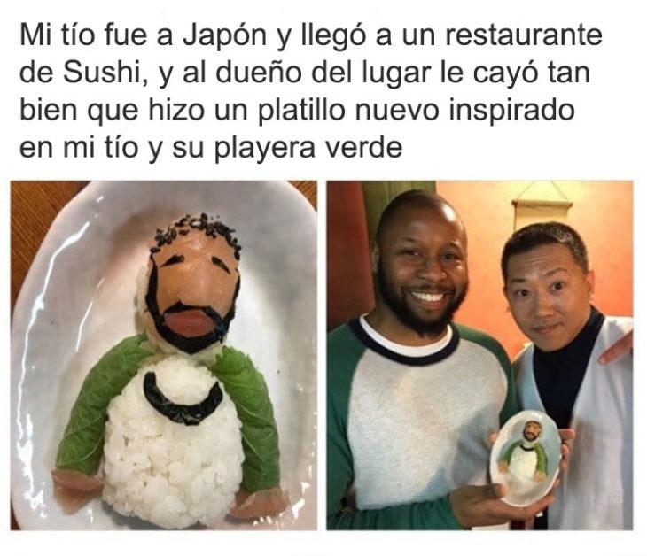 Tío sushi