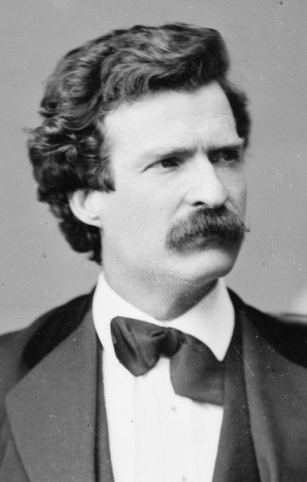 Mark Twain muerte