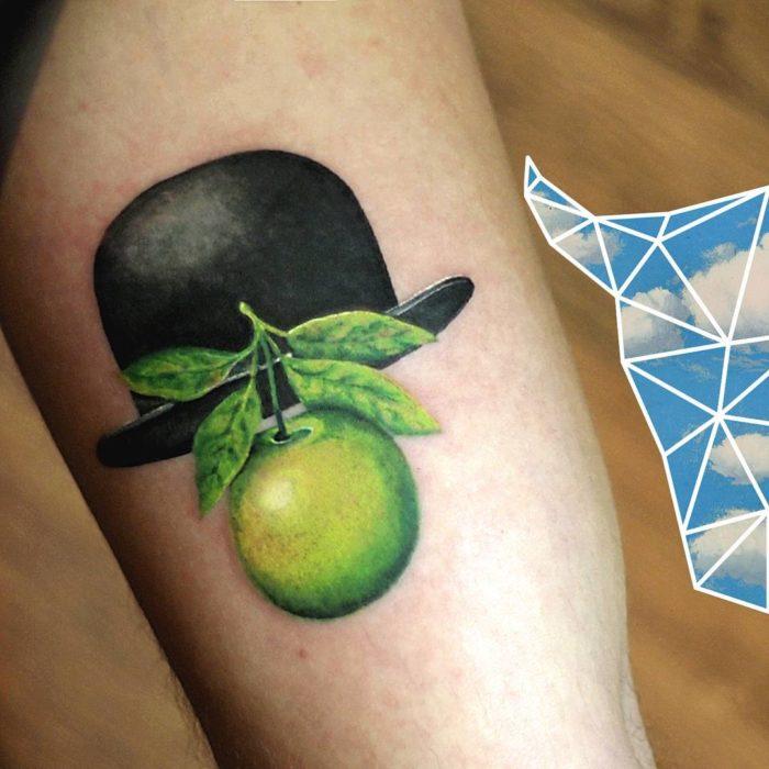 el hijo del hombre tatuaje