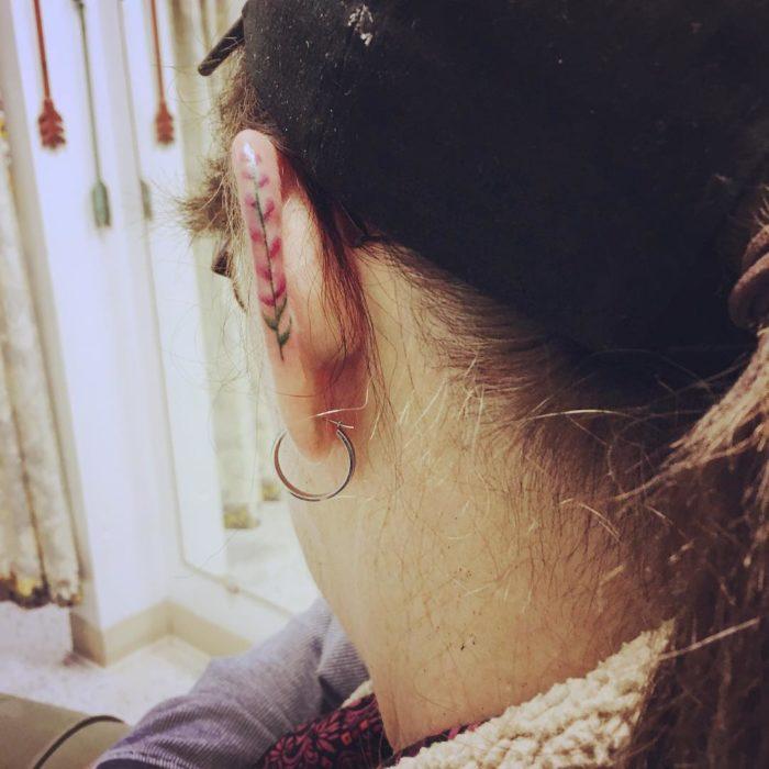 Tattoo en el odio