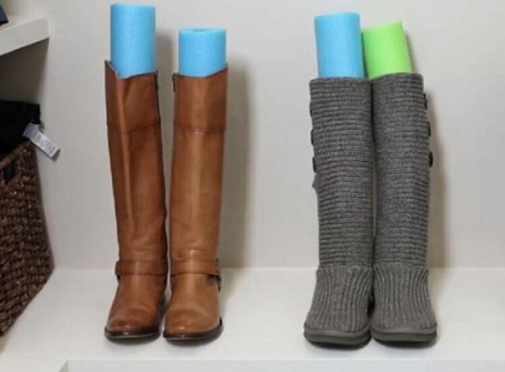botas deformes