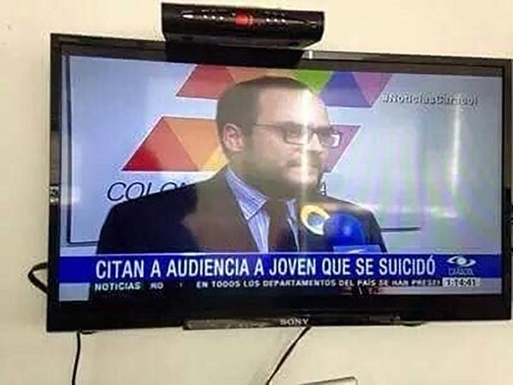 noticia sobre que citaron a audiencia a chico que se suicidó