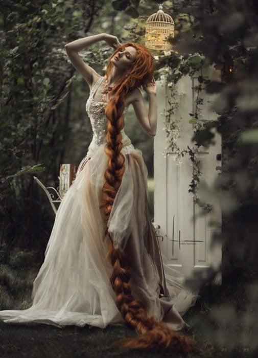 ¿Quién dijo que Rapunzel no existe?