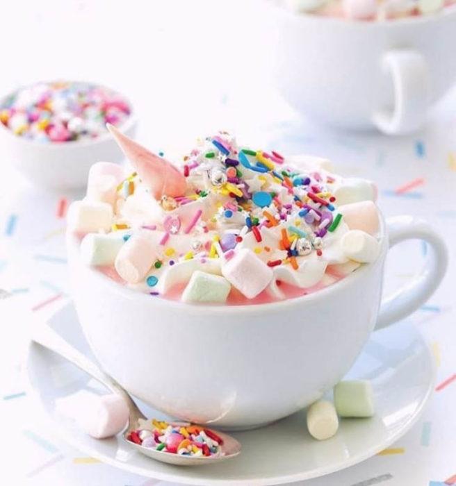 café unicornio