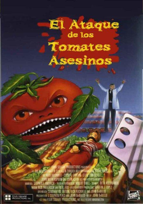 el ataque de los tomates transgénicos