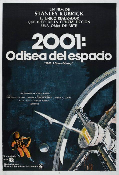 2001: viaje larguisimo al espacio