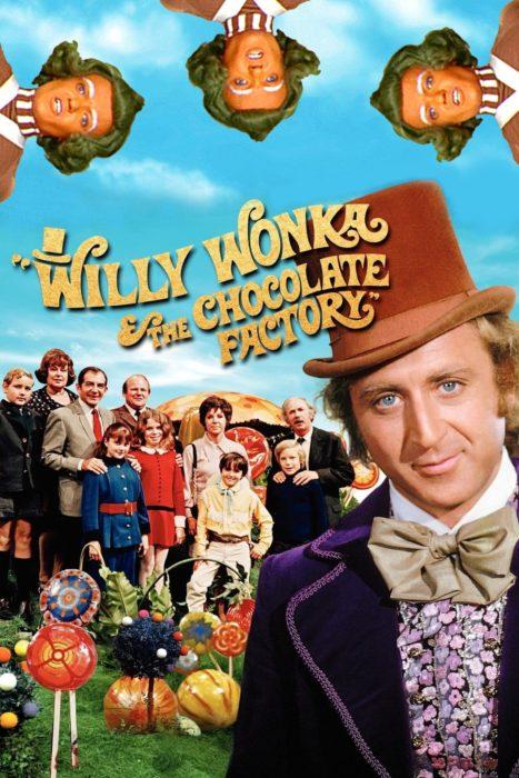 Willy wonka y la fabrica de explotación laboral
