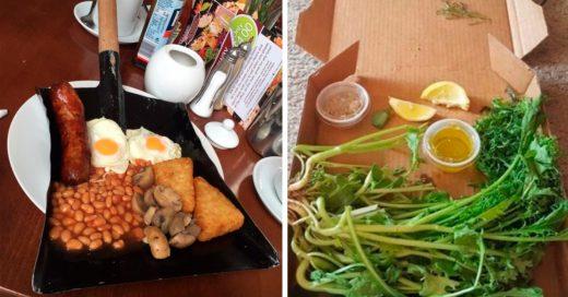 Cover fotos de comida que te harán perder el apetito