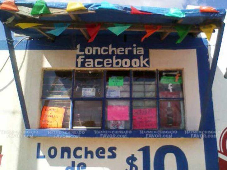 Loncheria facebook