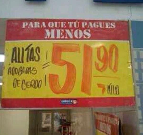 México los cerdos tienen alas