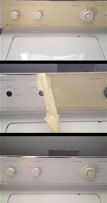 lavadora limpieza