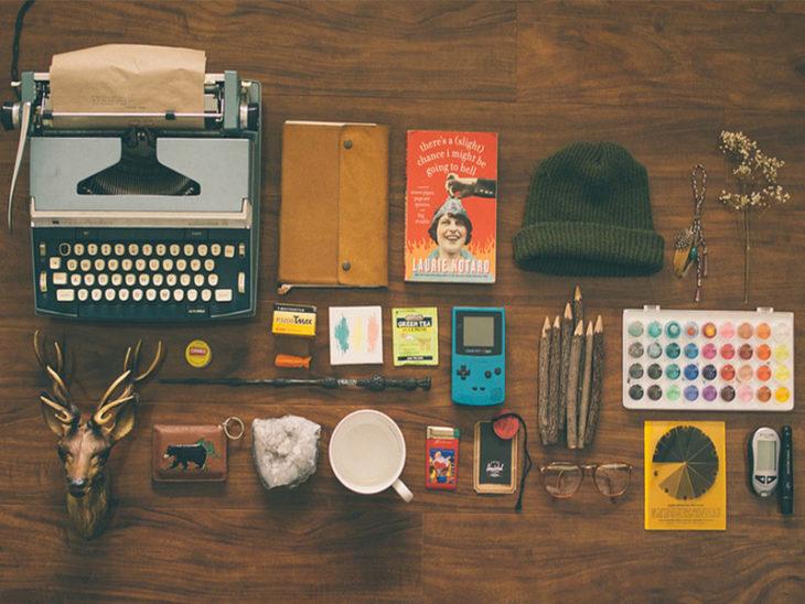 creatividad mesa trabajo