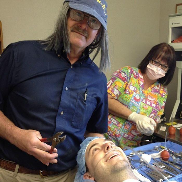 foto dentista
