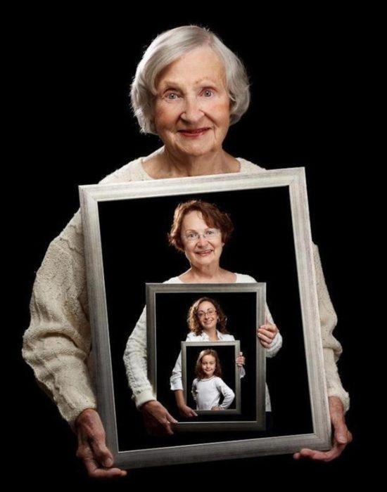 hermosa bisabuela
