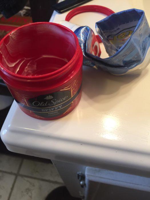 gel y pasta terminados