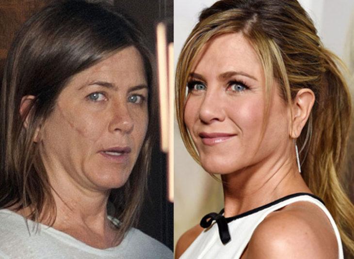Jennifer Aniston personaje película