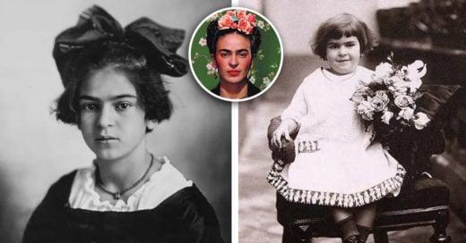Cover Fotografías de Frida Khalo como nunca antes la habías visto