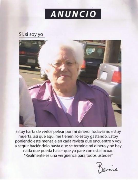 bien hecho abuela