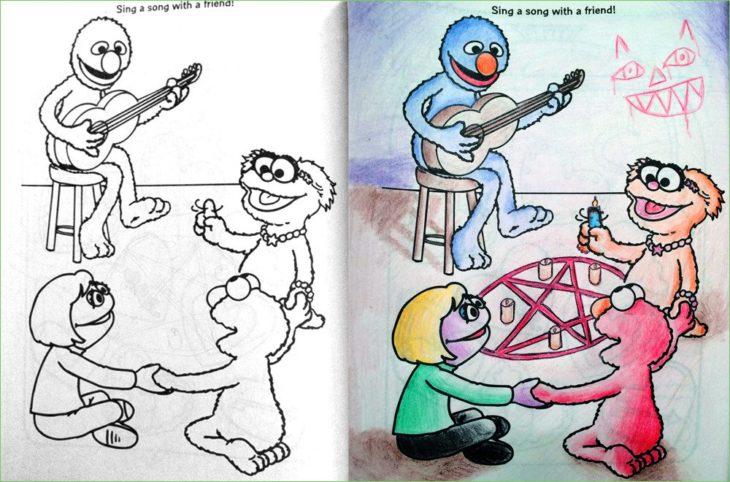 muppets satánicos