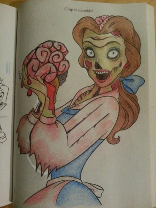 Bella zombie