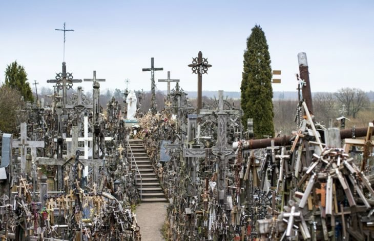 Monte de las cruces