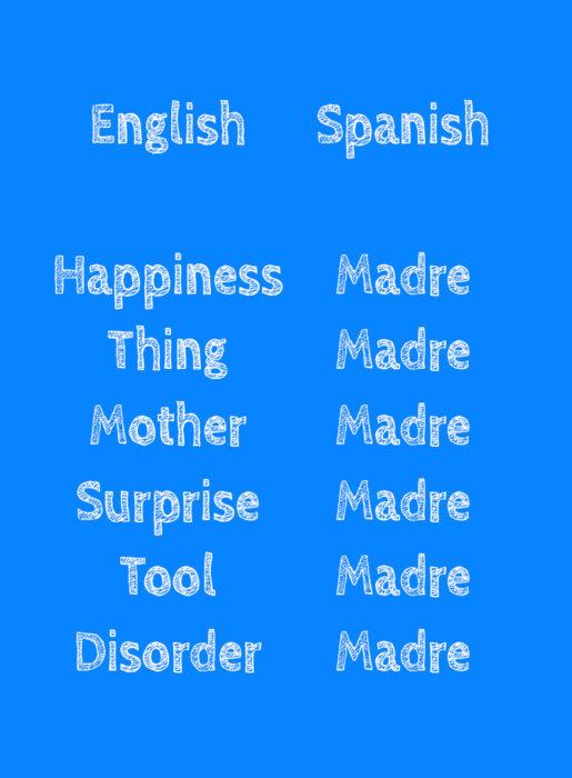 significados de la palabra madre en mexico