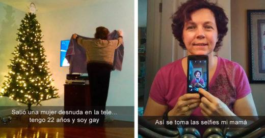 Cover Fotos de mamás haciendo COSAS DE MAMÁS