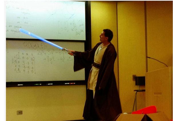 Alumno de Obi-Wan Kenobi