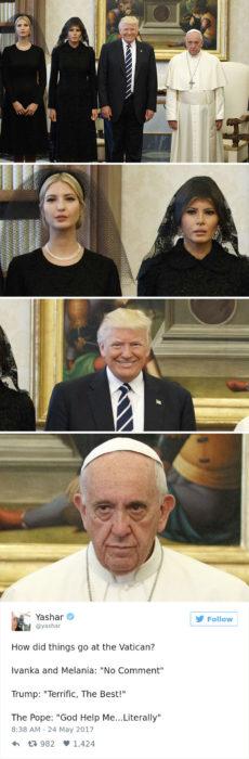 memes papa trump 12