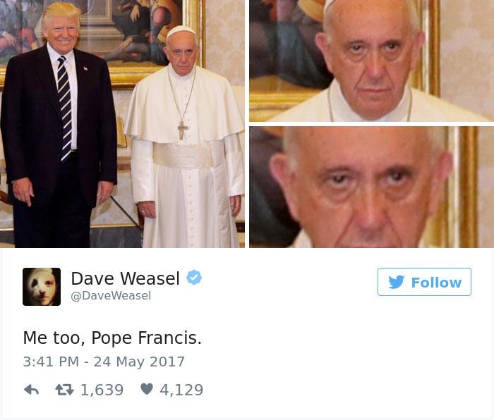 memes papa trump 19