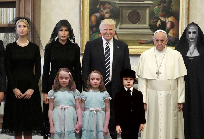memes papa trump 8