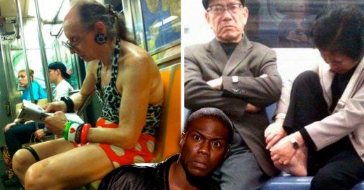 Cover Motivos para amar o transporte público