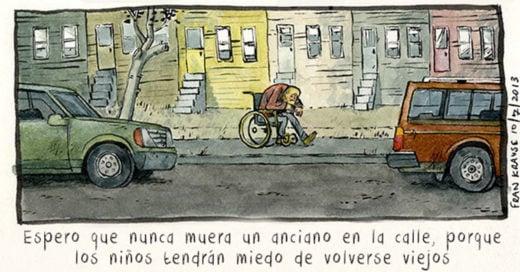 Cover Comics que ilustran los temores más profundos de las personas
