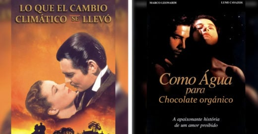 Cover Películas clásicas transformadas al estilo Millenial