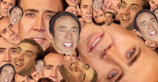 Cover ¿Por qué Nicolas Cage tiene una de las caras más graciosas de Hollywood?